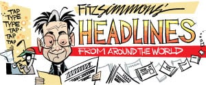 Fitz Blog: Your Tuesday Headlines