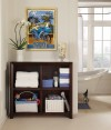 At Home with Marni: Display storage is attractive, convenient