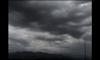 Watch: Yesterday's clouds, storms roll by