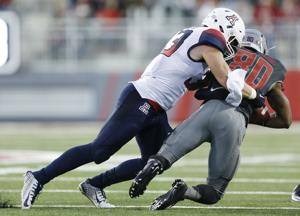 UA football: Wright honored by Pac-12