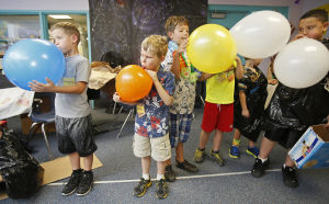 Camp puts imagination to work