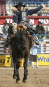 Tucson Rodeo highlights from Feb. 21, 2014