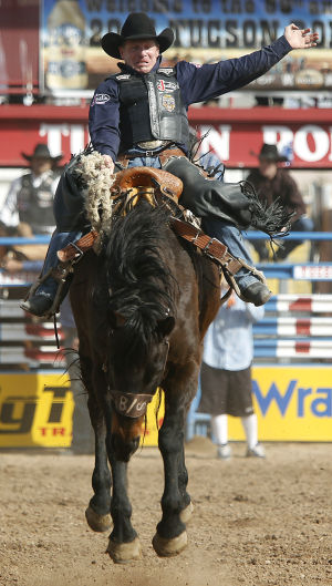 Tucson Rodeo will have town to itself in 2015