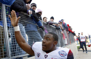 Arizona Wildcats football: Running back Carey declares for NFL draft