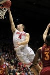 Arizona basketball Craft - Ohio State's Tebow - accepts 'annoying' label