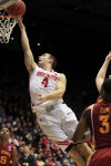 Arizona basketball: Craft - Ohio State's Tebow - accepts 'annoying' label