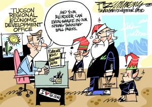 Cartoon Caption Contest: Week of Dec. 20th