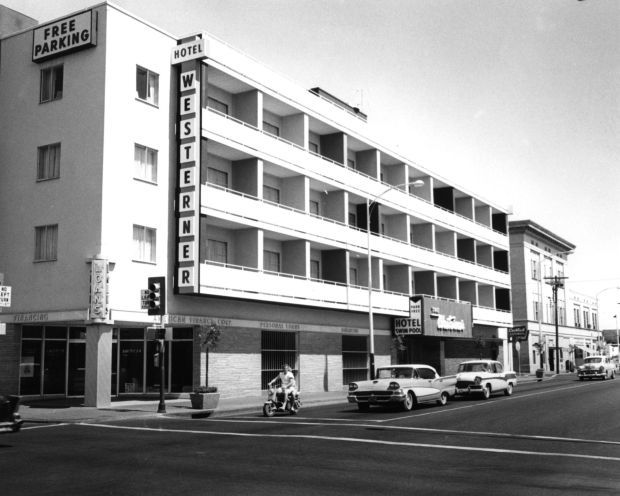 Photos Downtown Tucson Then And Now Photography