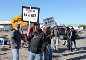 Workers strike against US Foods in Tucson, Phoenix