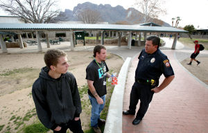Oro Valley PD Keep the Peace at CDO
