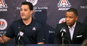 Damon Stoudamire's road back to the Arizona Wildcats