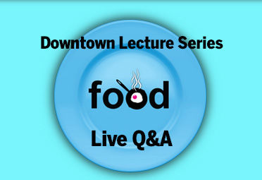 Live Q&A transcript: We Eat What We Are