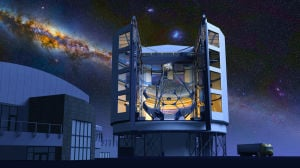 Brazil's $40 million boosts UA's giant telescope