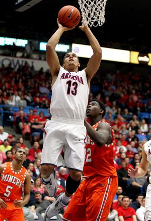 UA sports Throwback Thursday: UA vs. UTEP 2012