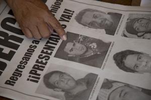 Iguala reabre drama de desaparecidos en México