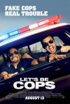 'Let's Be Cops' cover