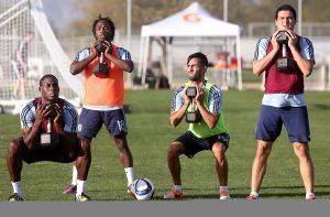 Sporting KC midfielder Espinoza returns to Tucson