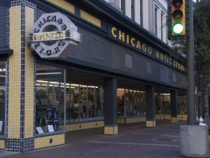 My favorite place: The Chicago Music Store