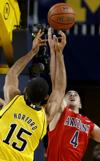 Arizona vs. Michigan 2013