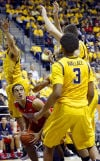 No. 1 Arizona at California, second half