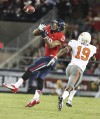 Arizona Football Hill posting big numbers