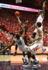 Arizona vs. Arizona State men's college basketball