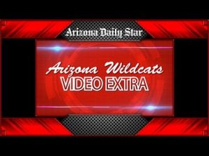 Daniel Berk interviews Arizona Wildcats' Austin Hill