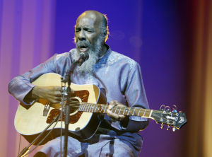 Legendary folk singer Richie Havens dies at 72
