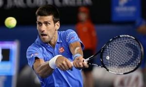 Djokovic pasa a cuartos de final con paso imponente