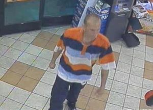 Deputies seeking suspect in failed robbery