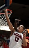 USC at Arizona college basketball