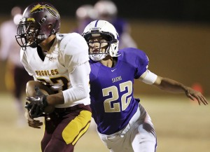 High school football state playoffs: Fans part of Nogales' amazing story
