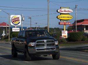 Burger King may move HQ to Canada