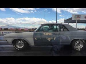 Roadkill Zip Tie Drags at The Tucson Dragway