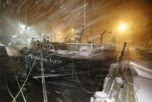 Tormenta amenaza con nevada histórica el nordeste de EEUU