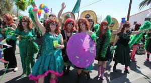 Photos: Tucson St. Patrick's Day Parade