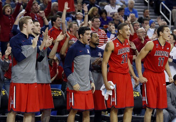 Photos: No. 1 Arizona vs. UCLA