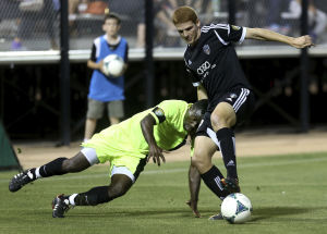 FC Tucson: Harbison 'a lunchbox kind of guy'