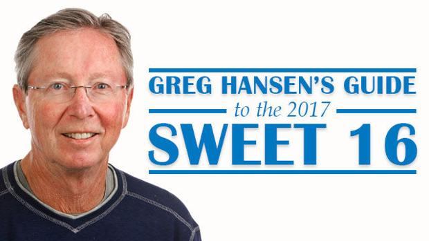 Greg Hansen's Guide to the Sweet 16