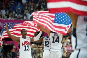 Photos: Olympic highlights, Aug. 12