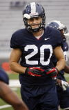 Healthy Ermisch shifting to safety for UA