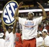 Roundup Rebels upend Florida in SEC title game