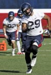 UA football team slowly improving