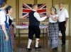 Dancers take step back in time