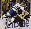 NHL Finals Game 3: bruins 8, canucks 1: Boston wins it for 'Horty'