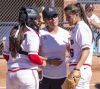 Arizona softball: Iveson a calming force for pitching staff