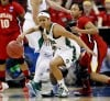Women's NCAA tournament: Diggins digs in, lifts Notre Dame