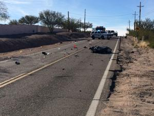 Motorcyclist killed in crash on Tucson's northeast side