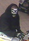 Masked man robs NW Tucson store