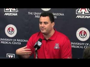 Coach Sean Miller on upcoming UA basketball season
